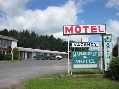 worst motel ever, maplehurst motel, pennsylvania