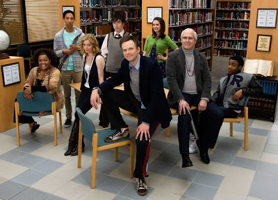 community, nbc, jeff, abed, troy, funny new show, writing, writers