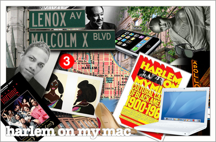 harlem on my mac