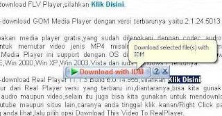 Fitur IDM Terbaru