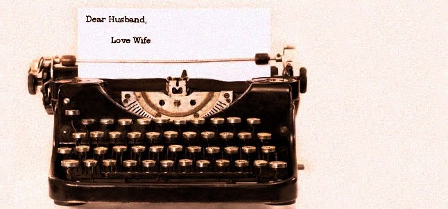 Dear husband love wife