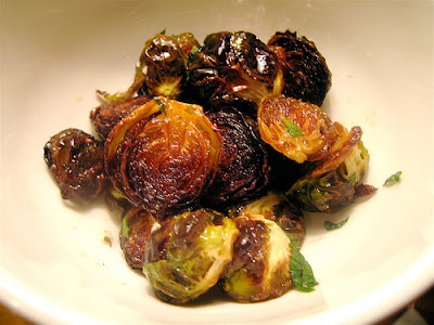ssam bar brussels sprouts