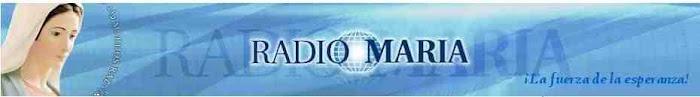 ESCUCHA EN DIRECTO RADIO MARÍA