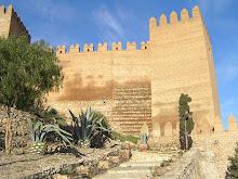 Las entrañas de la Alcazaba de Almería