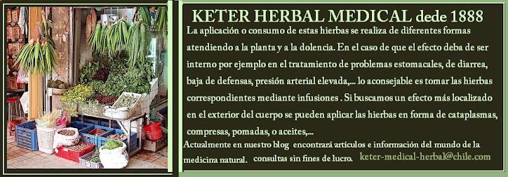 MEDICINA NATURAL keter