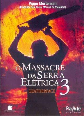 O Massacre da Serra Elétrica 3 Dublado 1990