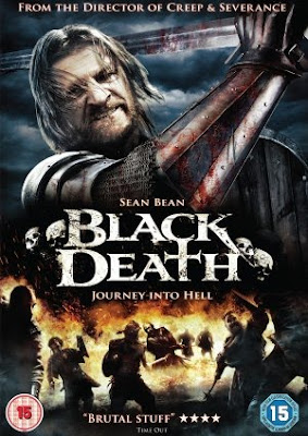 Filme Poster Black Death DVDRip RMVB Legendado