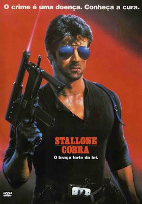 Filme Poster  Stallone Cobra DVDRip XviD & RMVB Dublado-TELONA