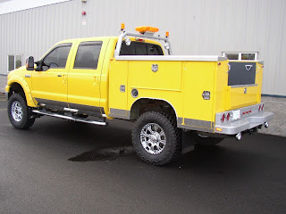 commercial truck success blog: sweet short-box service bodies