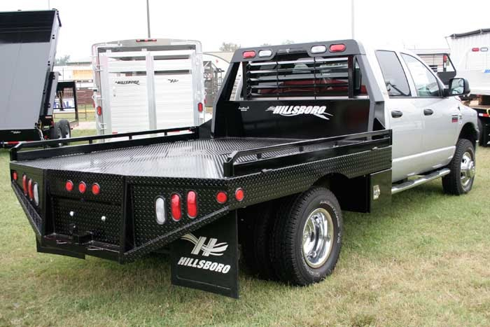 Commercial Truck Success Blog Hillsboro G Ii Steel Truck Bed