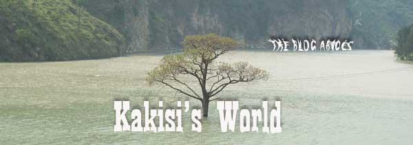 Kakisi's World