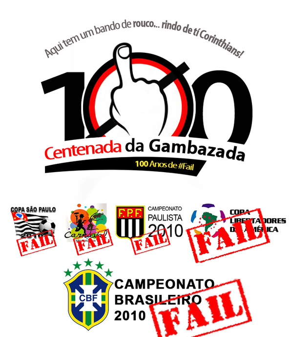 Parabéns Corinthians 2