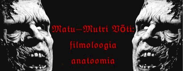 Matu-Mutri Võtme filmograafia anatoomia