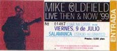 ¿A qué conciertos habéis asistido? Mike+Oldfield+1999-07-09+Salamanca+1