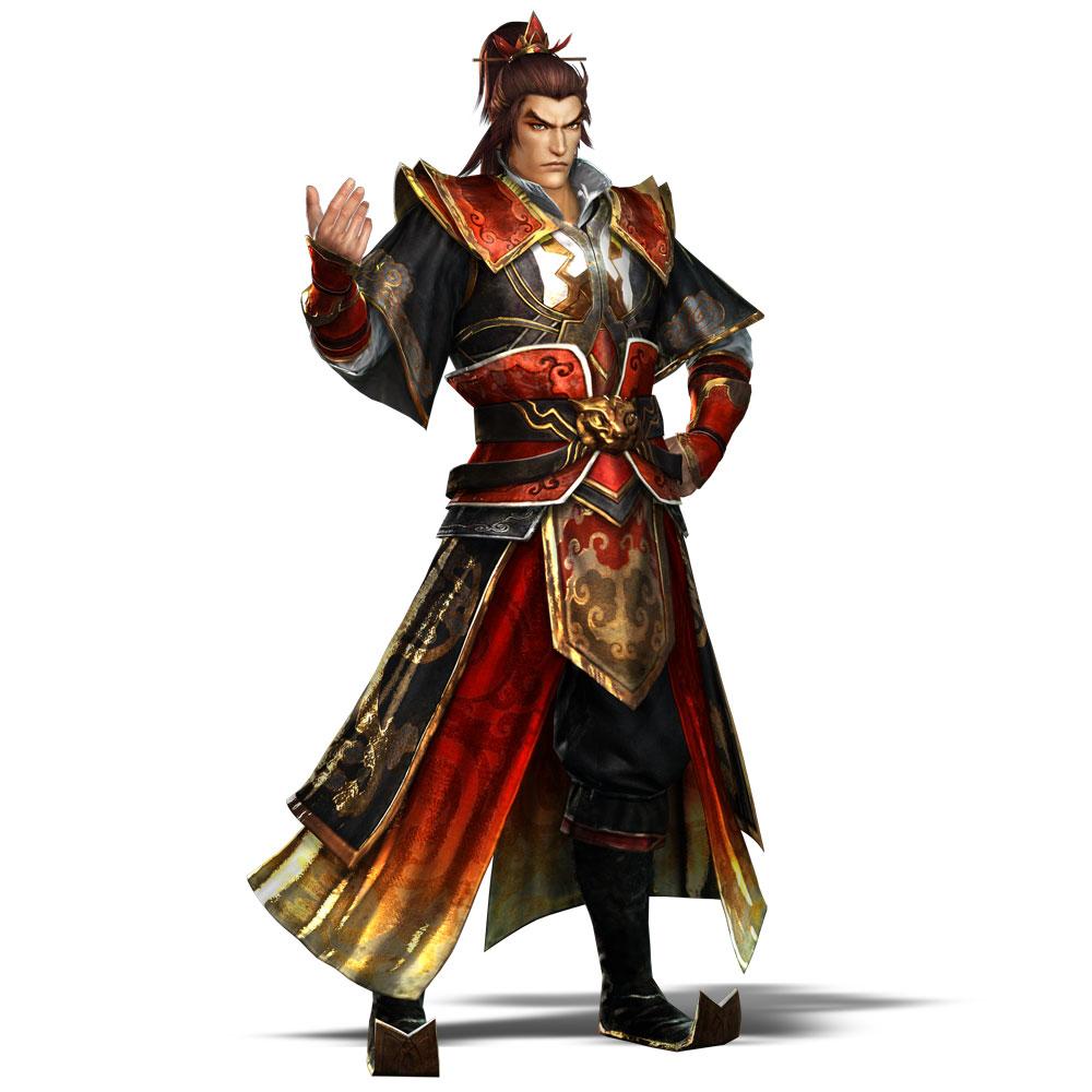 Lu Bu Warriors Orochi 4: Dark Aquamarine: Dynasty Warriors 7: Three New Characters