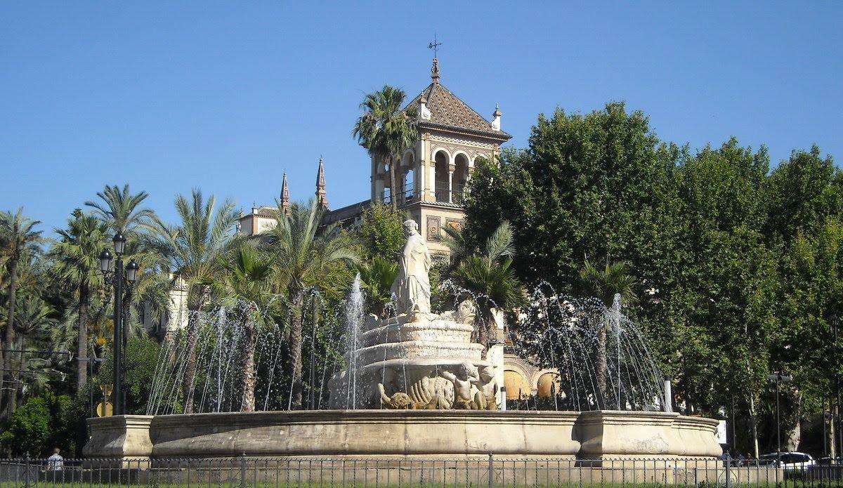L 39 esprit vagabond edificios plazas y monumentos sevillanos for Puerta 3 circuito jerez