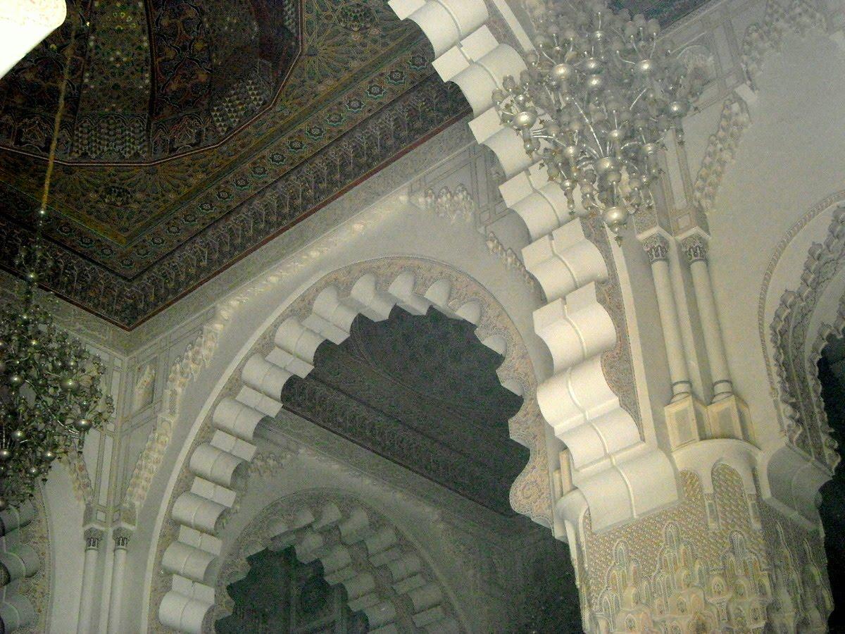 L 39 esprit vagabond hassan ii et les mosqu es du maroc un for Mosquee hassan 2 interieur