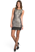 Metallic Silver Dresses
