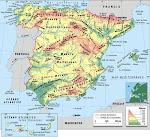 Geografía España (física)