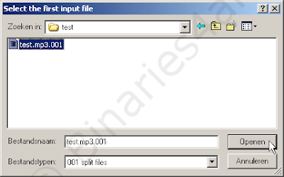 How to extract zip/rar.001 rar.002 files?