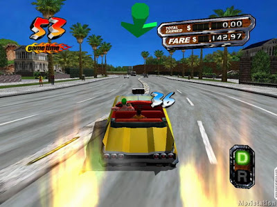 Download Crazy Taxi 3 PC Game