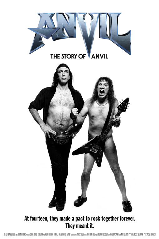 2009 04 17 anvil poster Anvil! The Story of Anvil (2009)