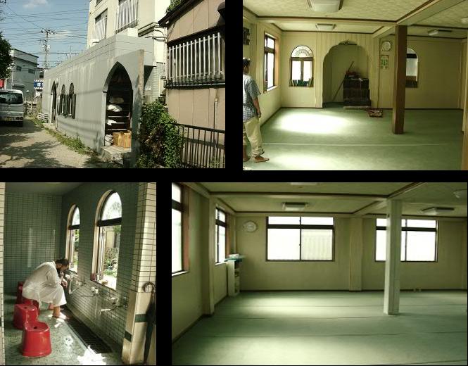 Notobukku: Masjid Di Jepang