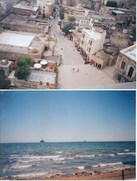 Κασπία και Παλιά Πόλη Μπακού