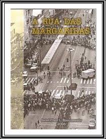 LIVRO RUA DAS MARGARIDAS