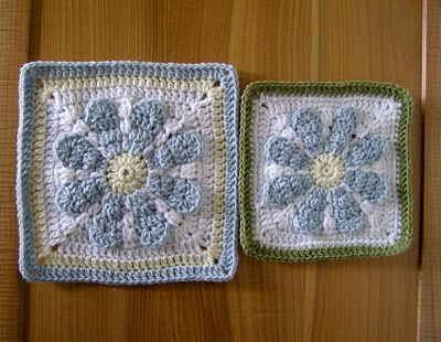 Ravelry: Lazy Daisy Blanket pattern by Mary Jane Protus