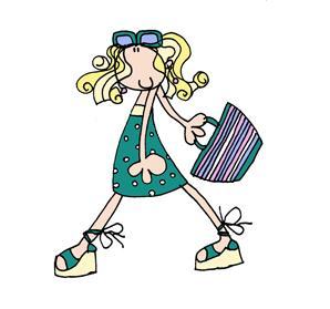 ...toda mulher adora gastar, comprar coisas novas para se sentir bem sempre!!!!!