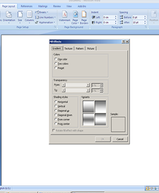 how to make a word document look pretty