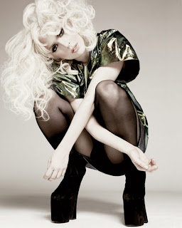 Maquillate como Lady Gaga