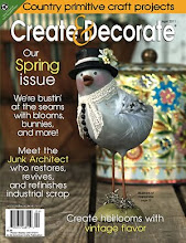 I am in the April 2011 issue!