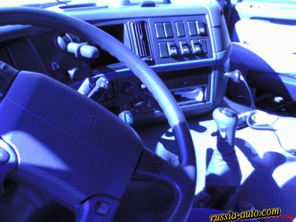 Volvo FM 13 Седельный тягач.