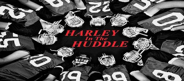 Harley In The Huddle