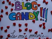 "BLOG CANDY ""LE MIE MANIE"""