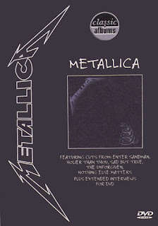 Classic Albums: Black Album de Metallica.
