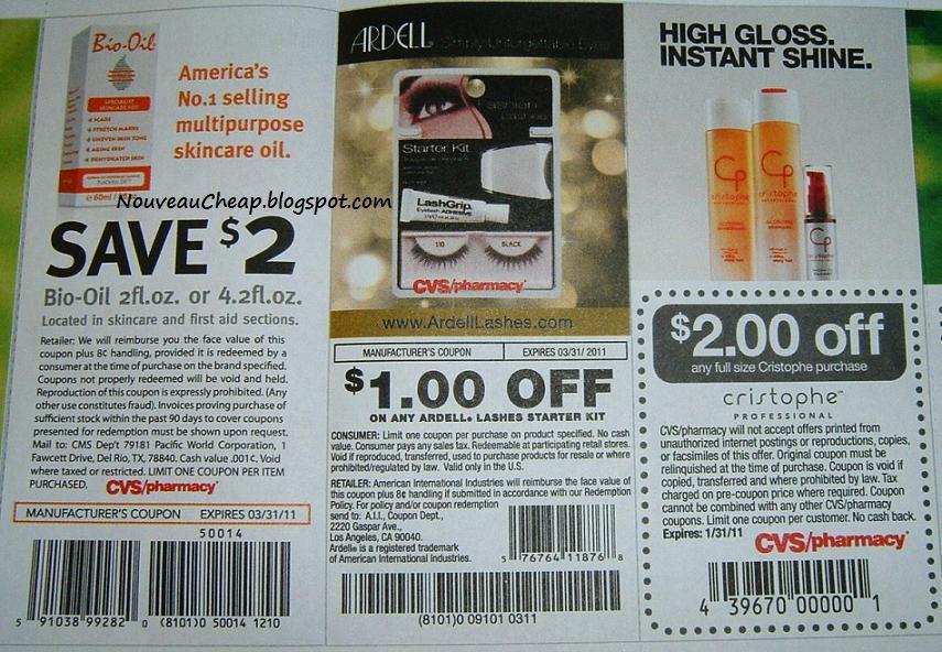 Cvs coupons makeup