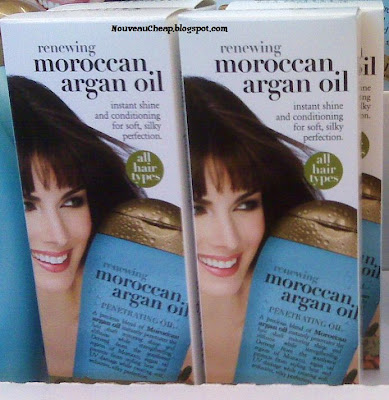 Argan Oil for Hair Before and After