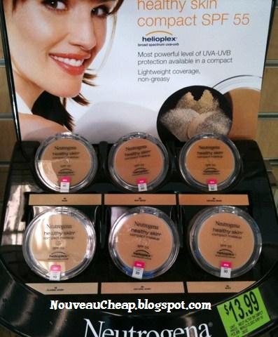 Neutrogena Healthy Skin Compact Makeup SPF 55. (retail: $13.99 at Walgreens)