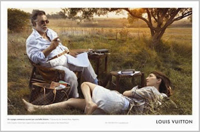 Vuitton Coppola Ad