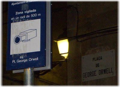 Orwell 1984 Barcelona