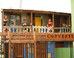 Caldera Bar Scene