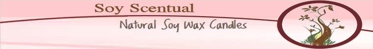 Soy Scentual - Natural Soy Wax Candles