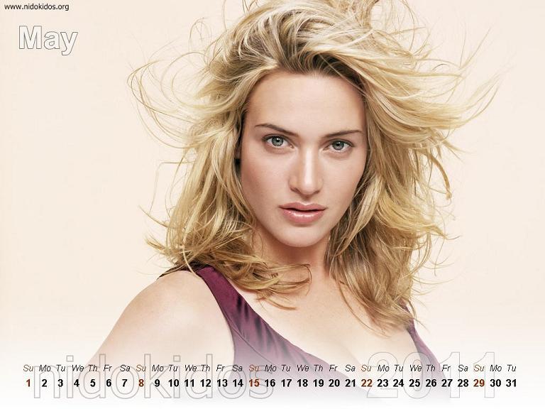 Kate Calendar Wallpaper : Kate winslet desktop calendar populary car