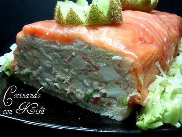 Cocinando con kisa pastel de verano for Cocinando con kisa