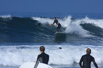 9'6 Paddle Surf Hawaii All Arounder - La Jolla Shores