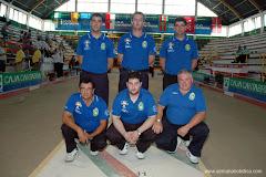 CAMPEONES COPA F.E.B. 2009 y 6º clasificados en liga 1ª Cat. Regional