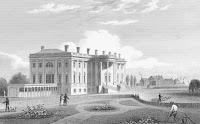 White House circa 1828